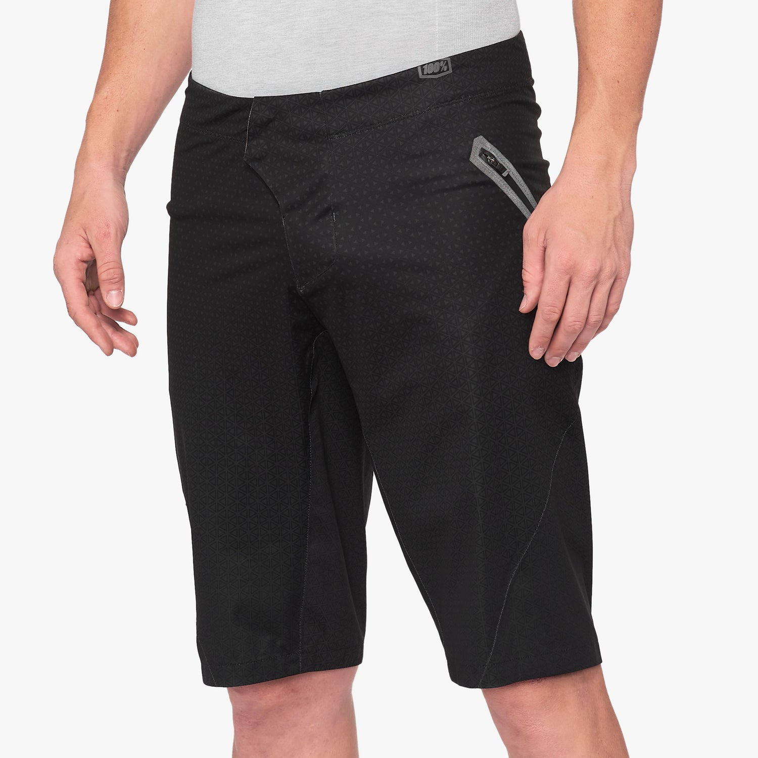 HYDROMATIC Short - Black Fade