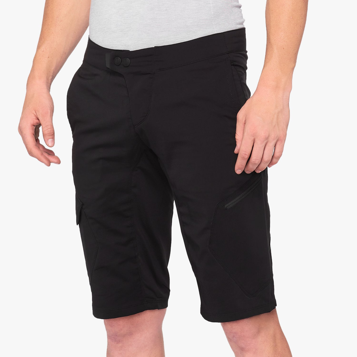 RIDECAMP Shorts - Black