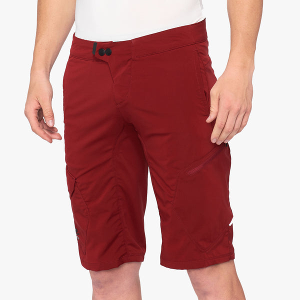 RIDECAMP Shorts Brick