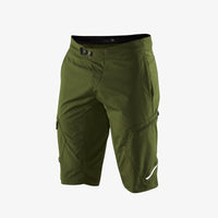 RIDECAMP Shorts - Fatigue