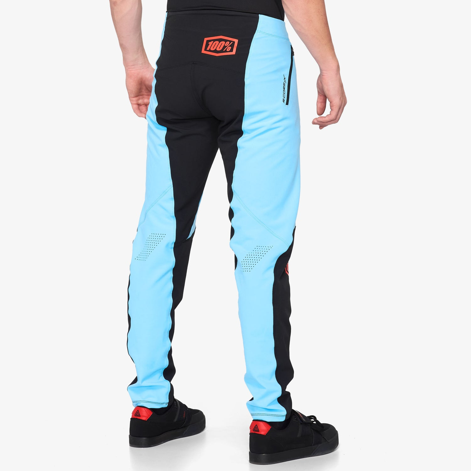 R-CORE X Pants Light Blue/Black