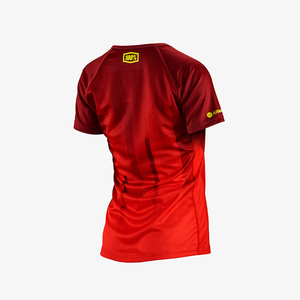 AIRMATIC Jersey - Women's - Red