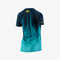 AIRMATIC Womens Jersey - Forest Green