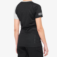 AIRMATIC Women's Jersey Black/Grey