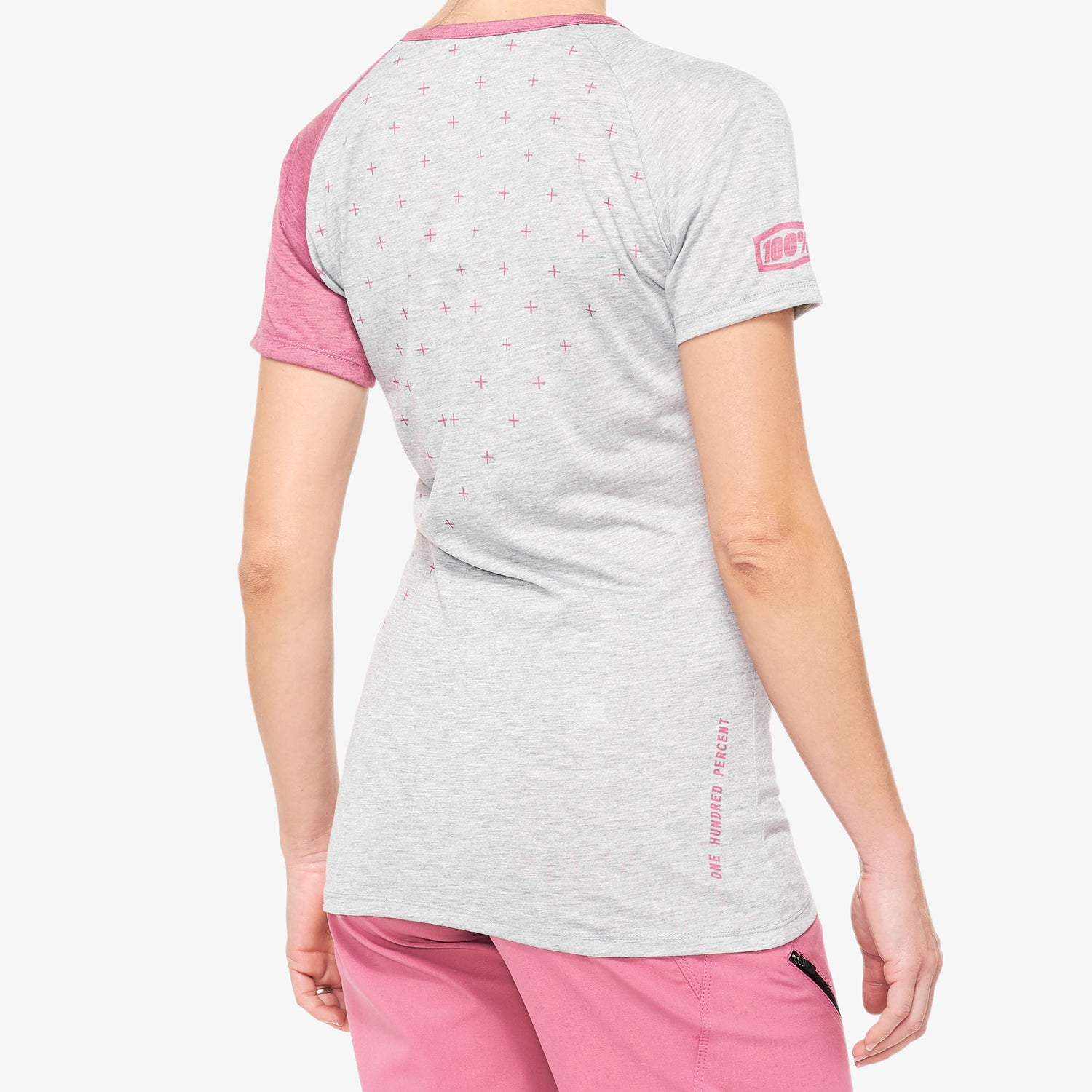 AIRMATIC Women's Jersey Grey/Mauve