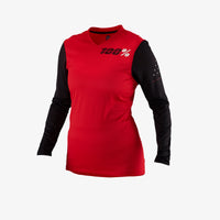 RIDECAMP LS Jersey - Women's - Red