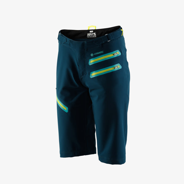 AIRMATIC Shorts - Women's - Forest Green