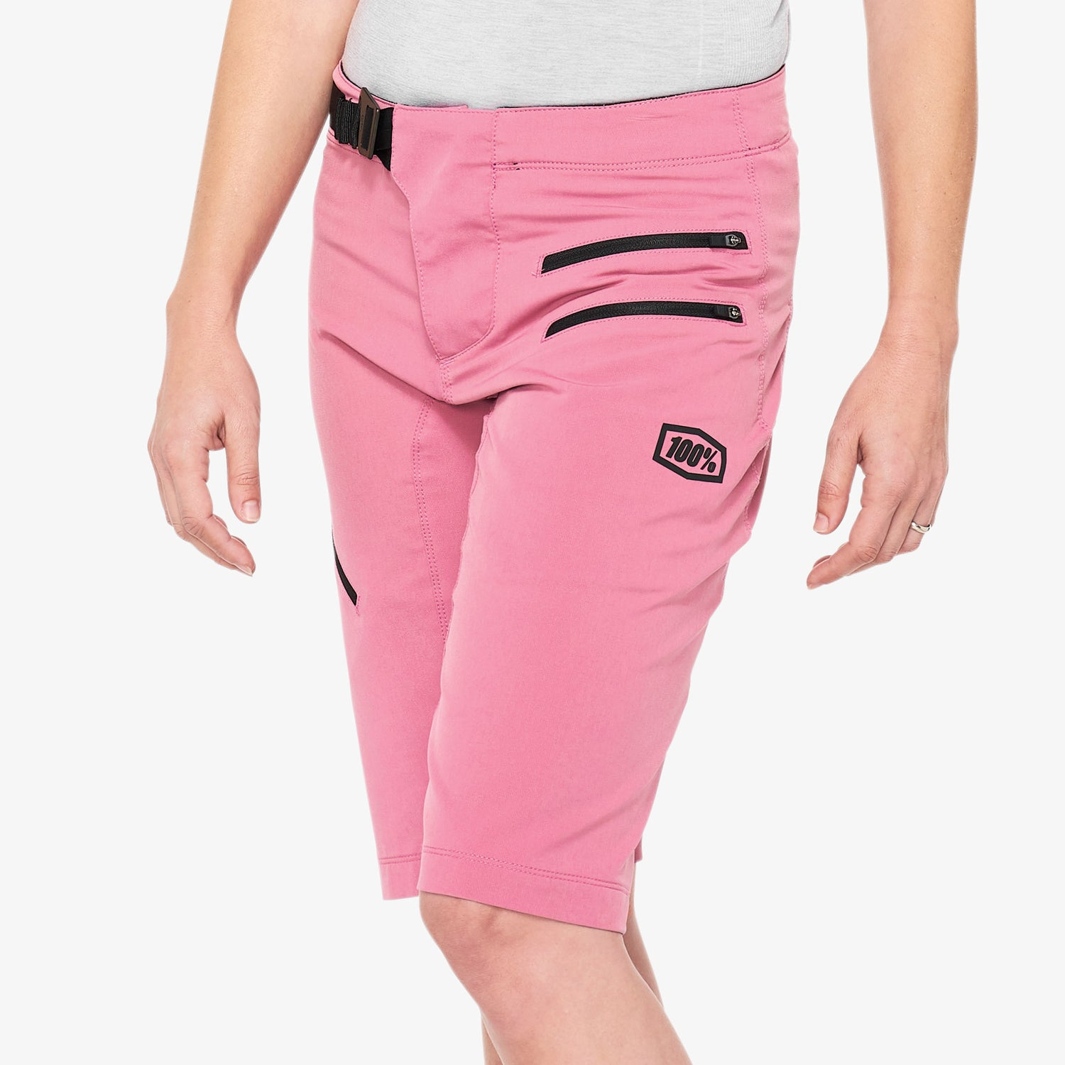AIRMATIC Women's Shorts Mauve