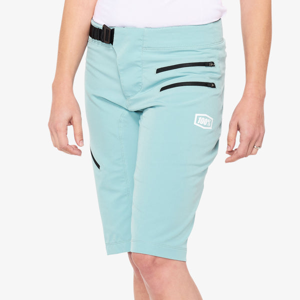 AIRMATIC Women's Shorts Seafoam