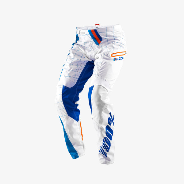 R-CORE DH Pants - White - Youth