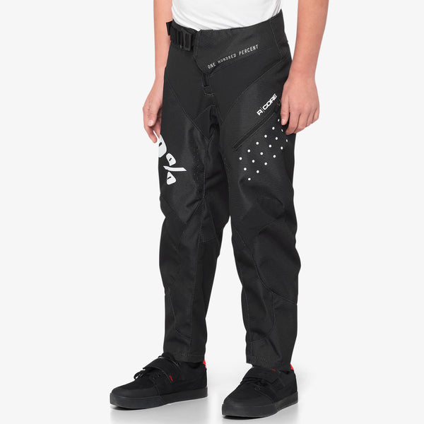 R-CORE DH Pants - Black - Youth
