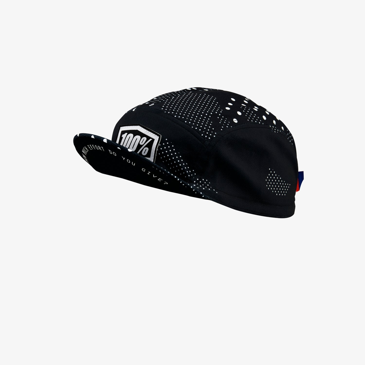 EXCEEDA Road Cap - Black