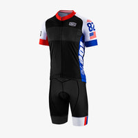 TOUR Bib Shorts - Black