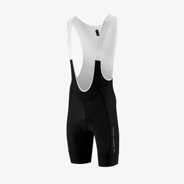 EXCEEDA Bib Shorts - Black