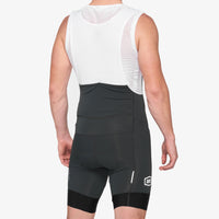 EXCEEDA Bib Shorts Charcoal