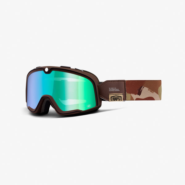 BARSTOW Goggle PENDLETON - Flash Green Lens