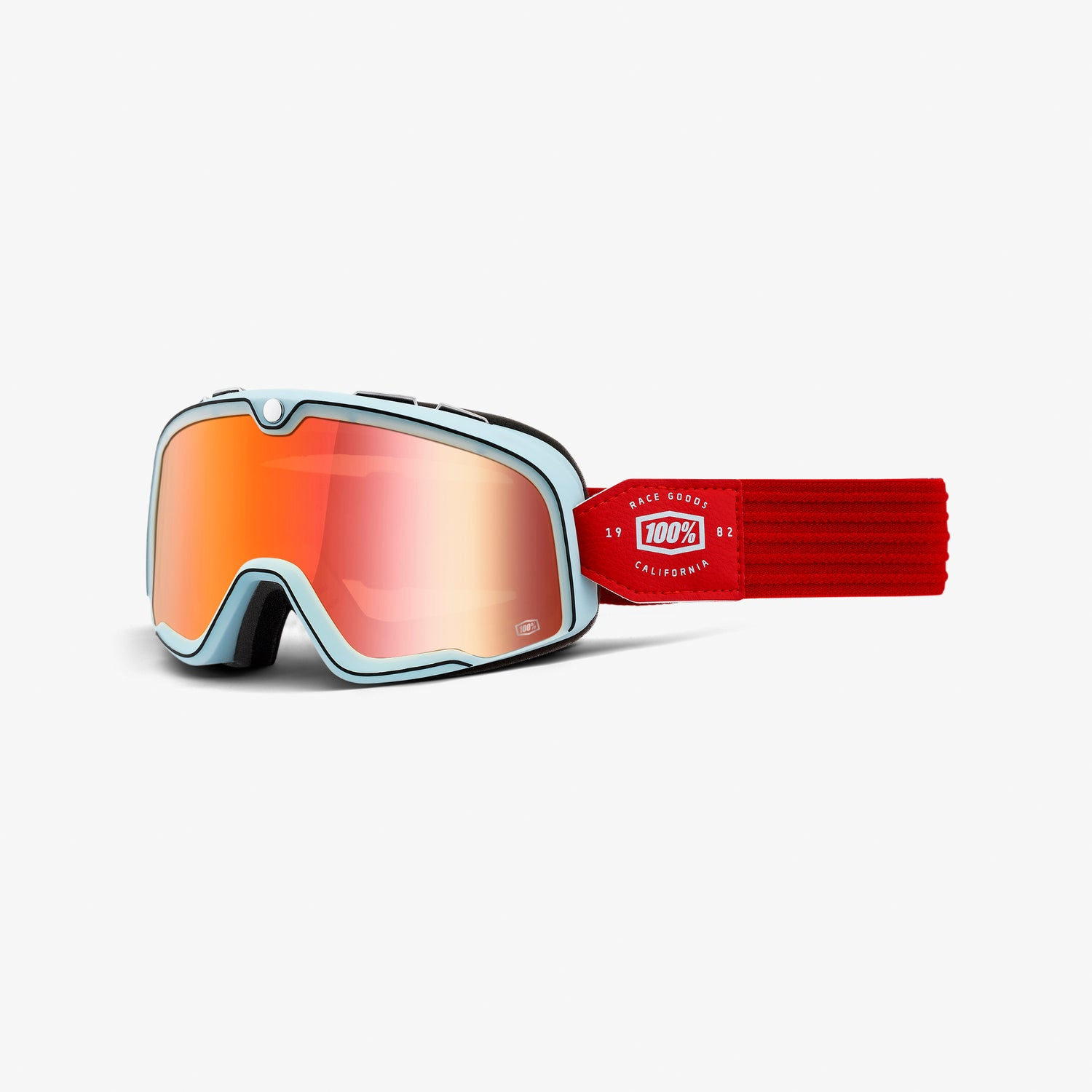 BARSTOW Goggle CARLYLE - True Red Lens