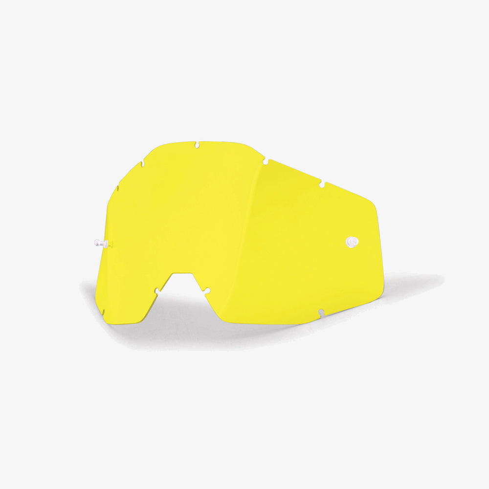 RACECRAFT/ACCURI/STRATA - Replacement Lens - Yellow
