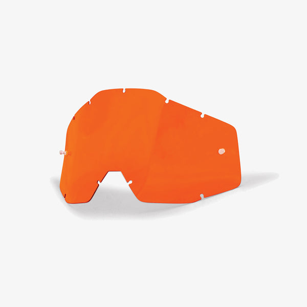 RACECRAFT/ACCURI/STRATA - Replacement Lens - Orange