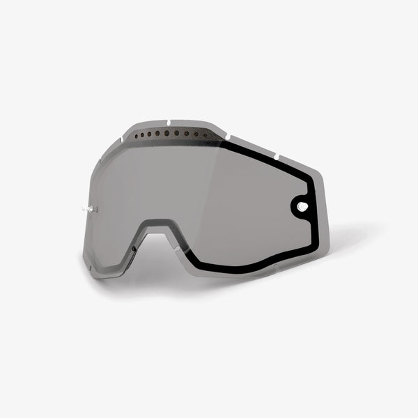 RACECRAFT/ACCURI/STRATA - Vented Dual Pane Lens - Smoke