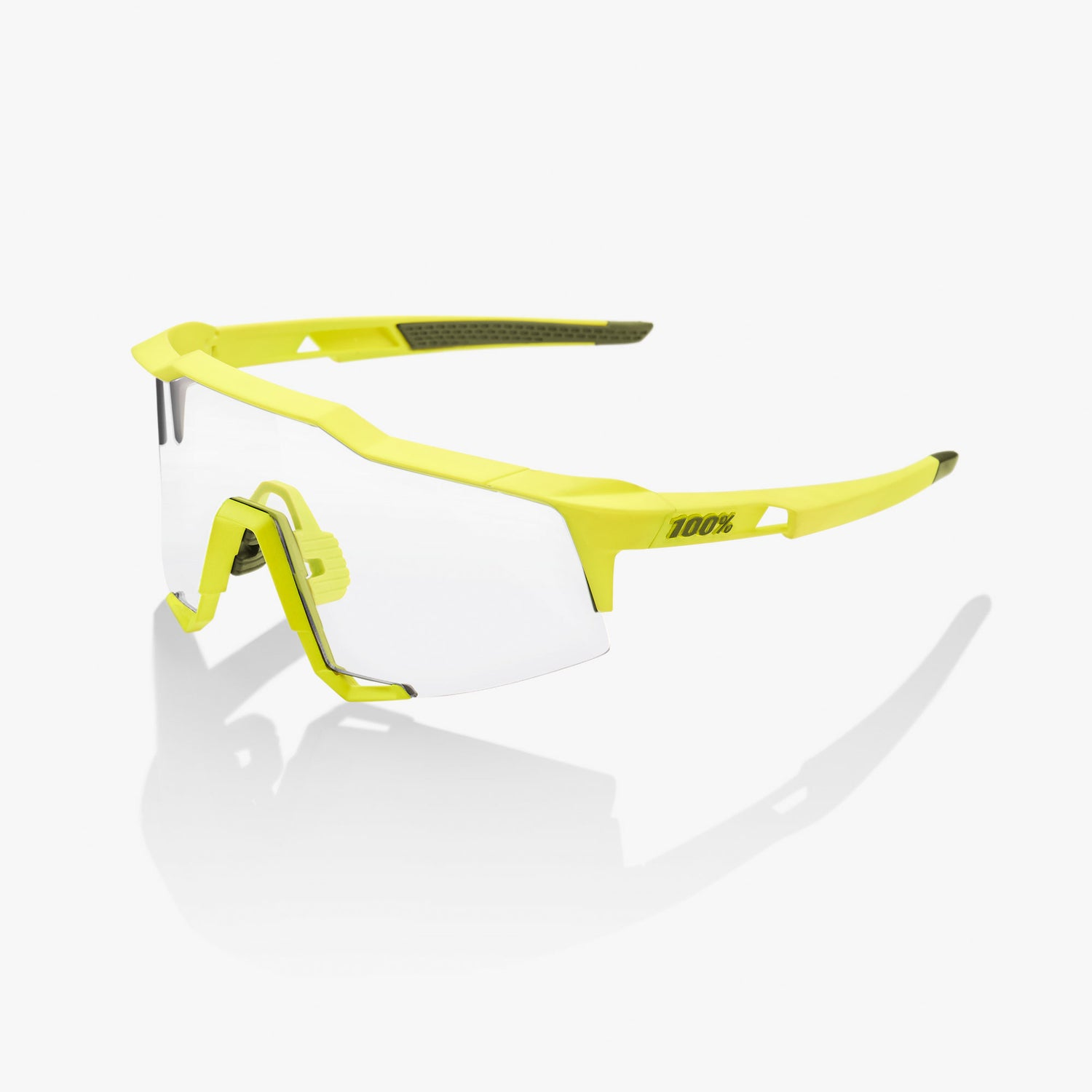 SPEEDCRAFT - Soft Tact Banana - Grey Green Lens