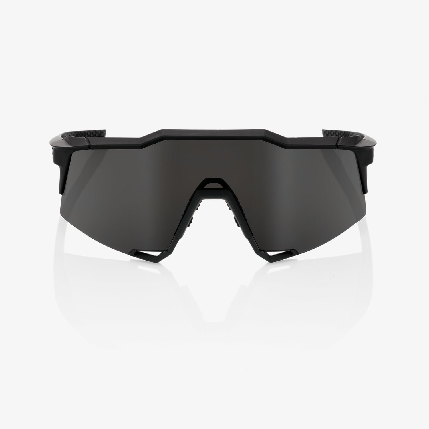 SPEEDCRAFT - Soft Tact Black -Smoke Lens