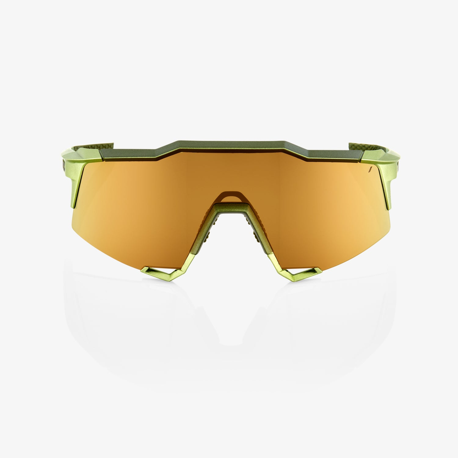 SPEEDCRAFT - Matte Metallic Viperidae - Bronze Multilayer Mirror Lens