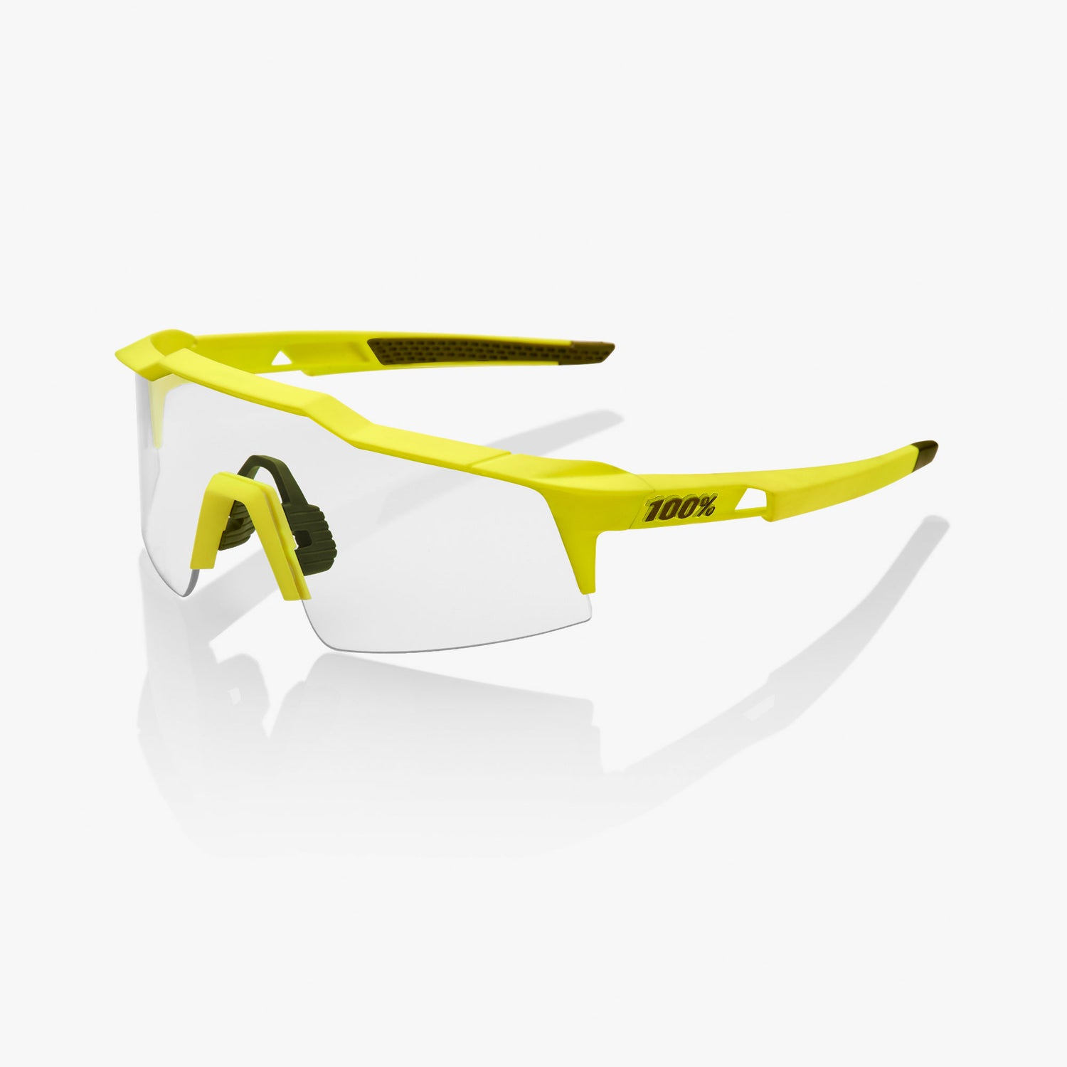 SPEEDCRAFT SL - Soft Tact Banana - Black Mirror Lens Lens