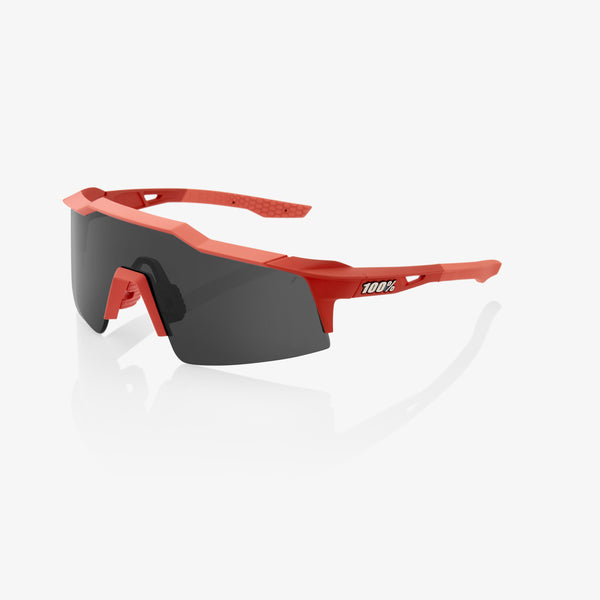 SPEEDCRAFT SL - Soft Tact Coral - Smoke Lens