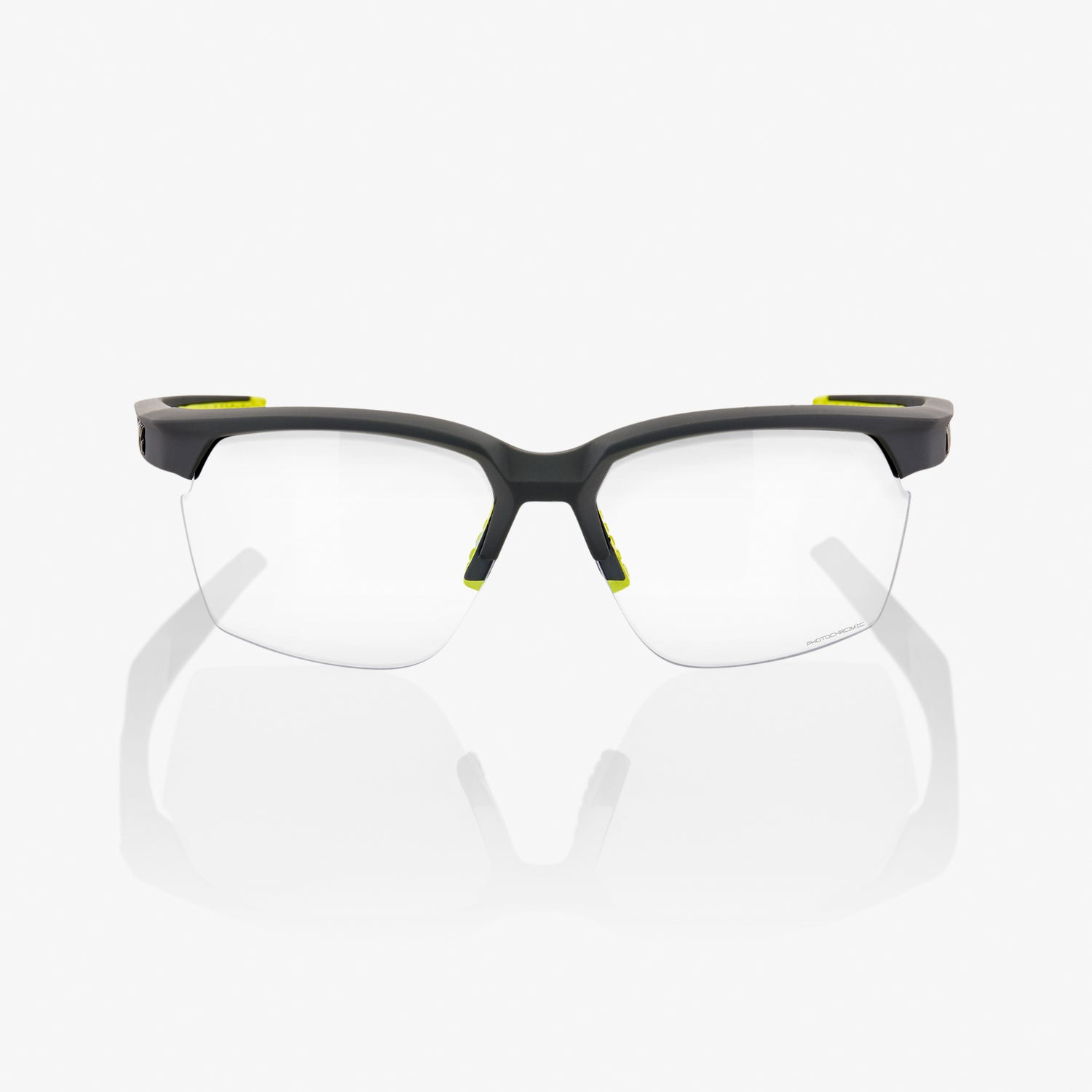 SPORTCOUPE - Soft Tact Cool Grey - Photochromic Lens