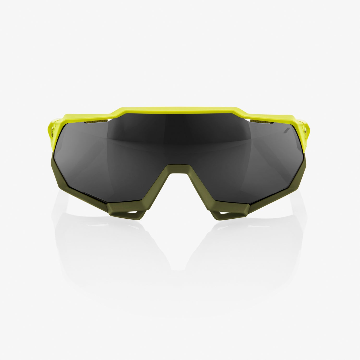 SPEEDTRAP - Soft Tact Banana - Black Mirror Lens