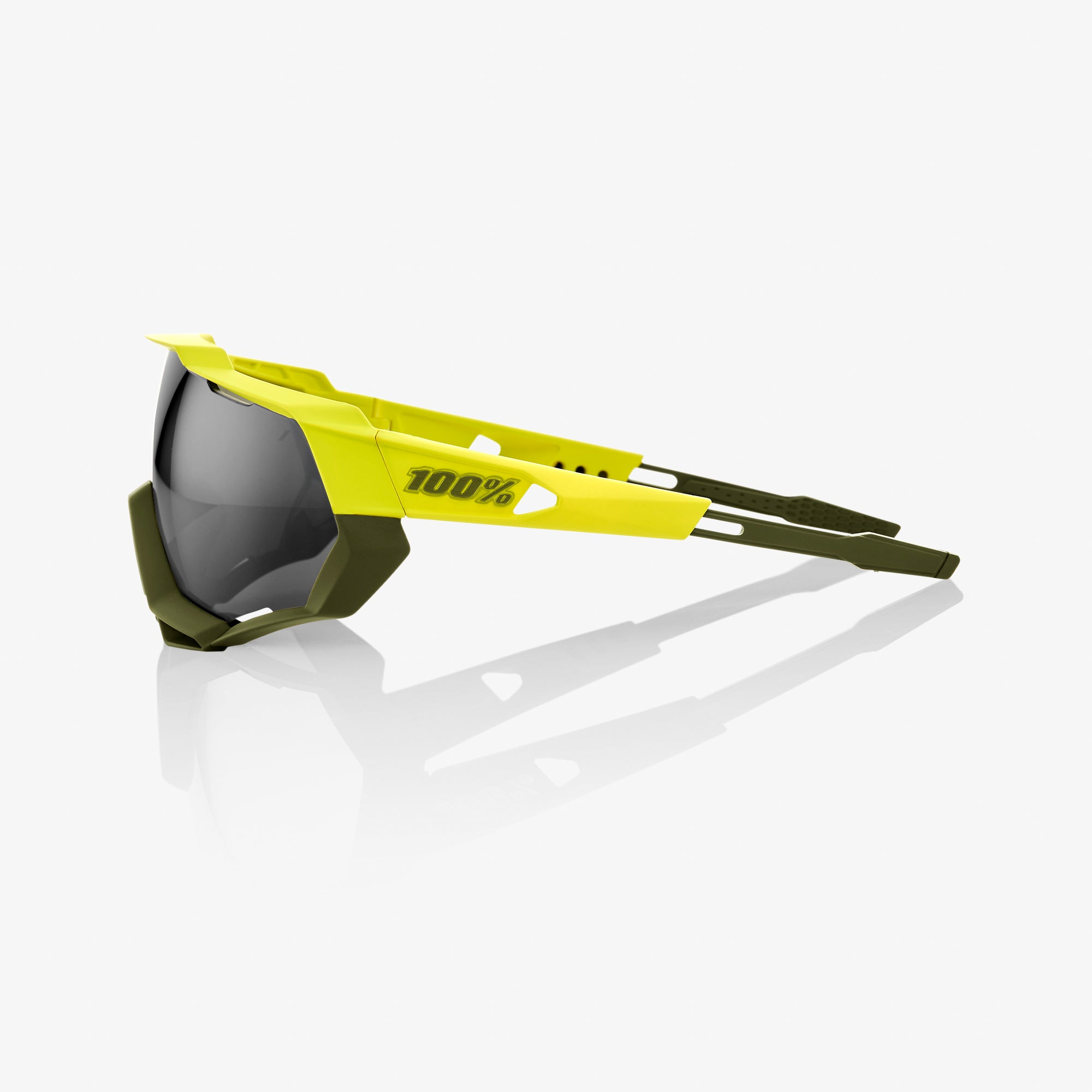 Soft Tact Banana Ride 100/% Sunglasses Racetrap Black Mirror Lens