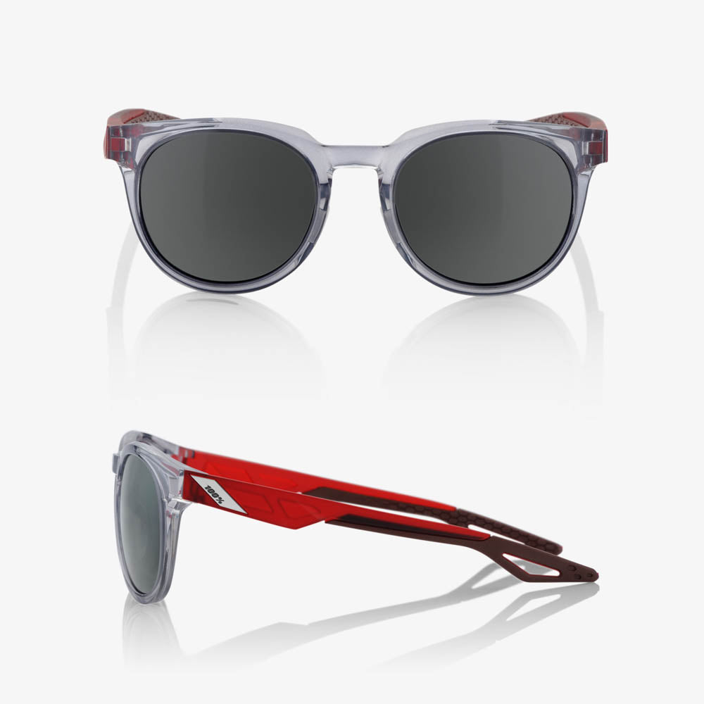 CAMPO - Polished Crystal Grey - Smoke Lens