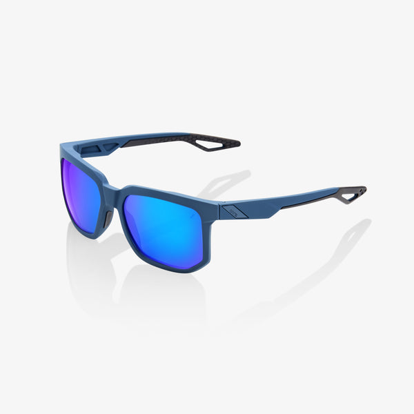 CENTRIC - Soft Tact Blue - Blue Multilayer Mirror Lens