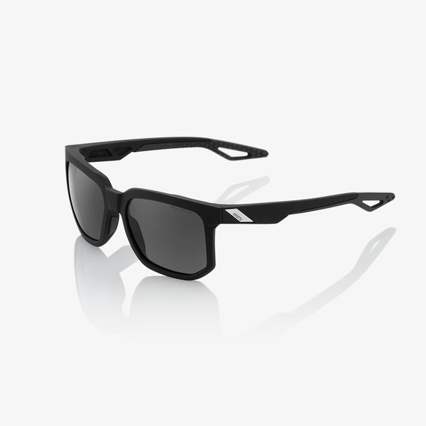 CENTRIC - Soft Tact Black - Grey PeakPolar Lens