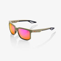 CENTRIC - Soft Tact Quicksand - Purple Multilayer Mirror Lens