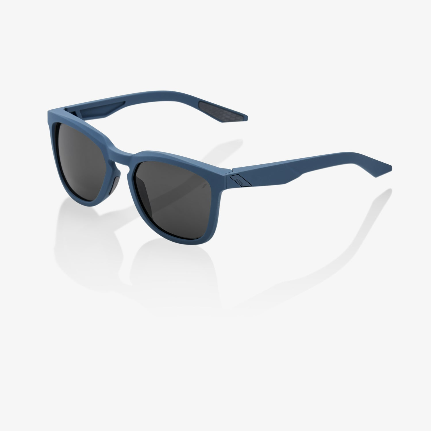 HUDSON - Soft Tact Blue - Smoke Lens