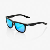 BLAKE - Matte Black - HiPER Blue Multilayer Mirror Lens