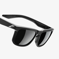 BLAKE - Soft Tact Black - Smoke Lens