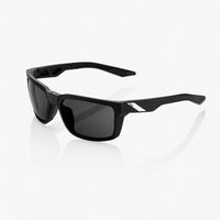 DAZE - Soft Tact Black - Smoke Lens