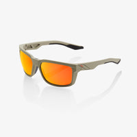 DAZE - Soft Tact Quicksand - HiPER Red Multilayer Mirror Lens