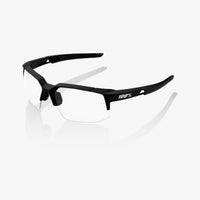 SPEEDCOUPE - Soft Tact Black - HIPER Red Multilayer Mirror Lens