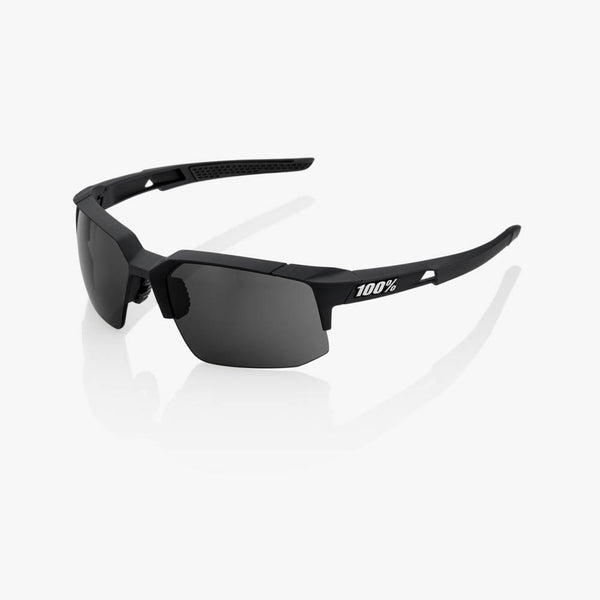 SPEEDCOUPE - Soft Tact Black - Smoke Lens
