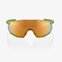 RACETRAP - Matte Metallic Viperidae - Bronze Multilayer Mirror Lens