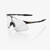 HYPERCRAFT - Matte Black - Soft Gold Mirror Lens