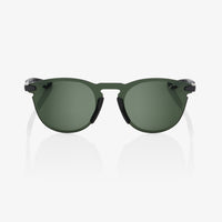 LEGERE Round - Matte Black - Grey Green Lens