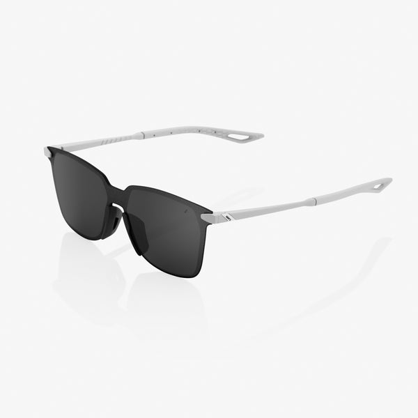 LEGERE Square - Soft Tact Stone Grey - Black Mirror Lens