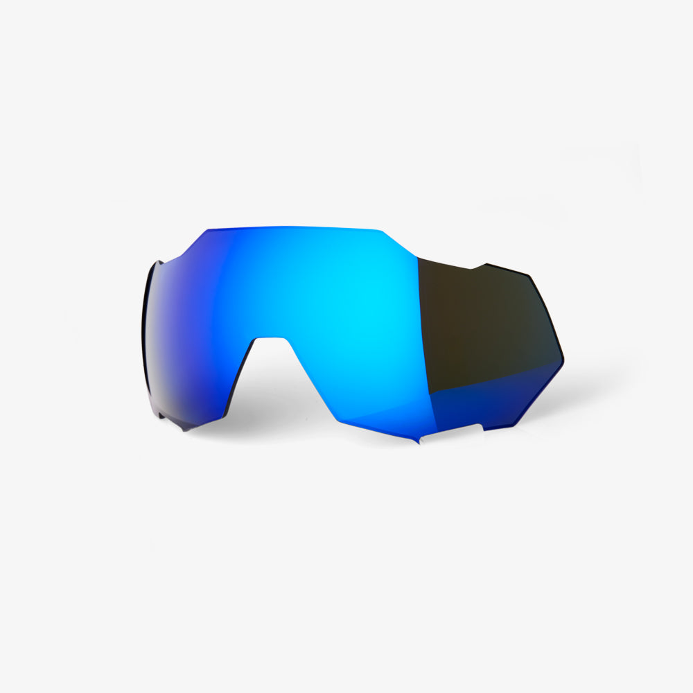 SPEEDTRAP Replacement Lens - Electric Blue Mirror