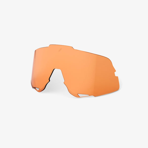 GLENDALE Replacement Lens - Soft Persimmon