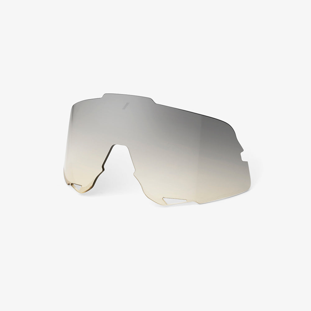 GLENDALE Replacement Lens - Low-light Yellow Silver Mirror